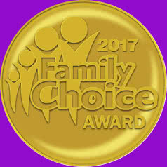 2017 Family Choice Award