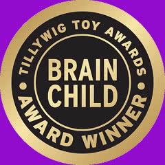 Tillywig Toy Awards Brain Child Award Winner