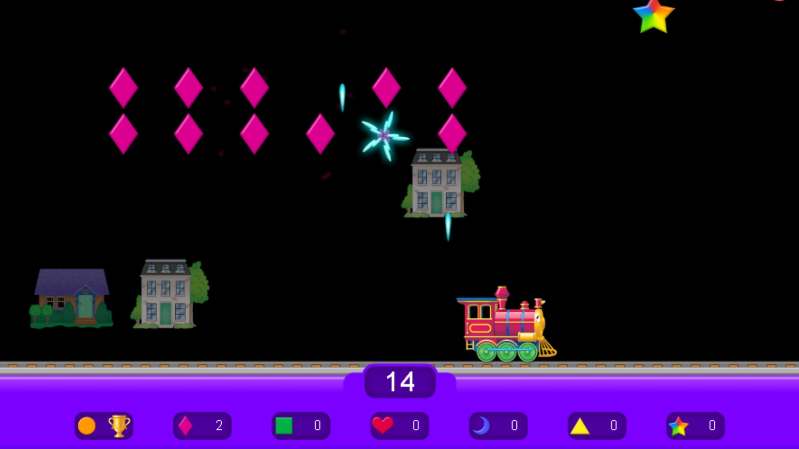 Train Defender (Android App)