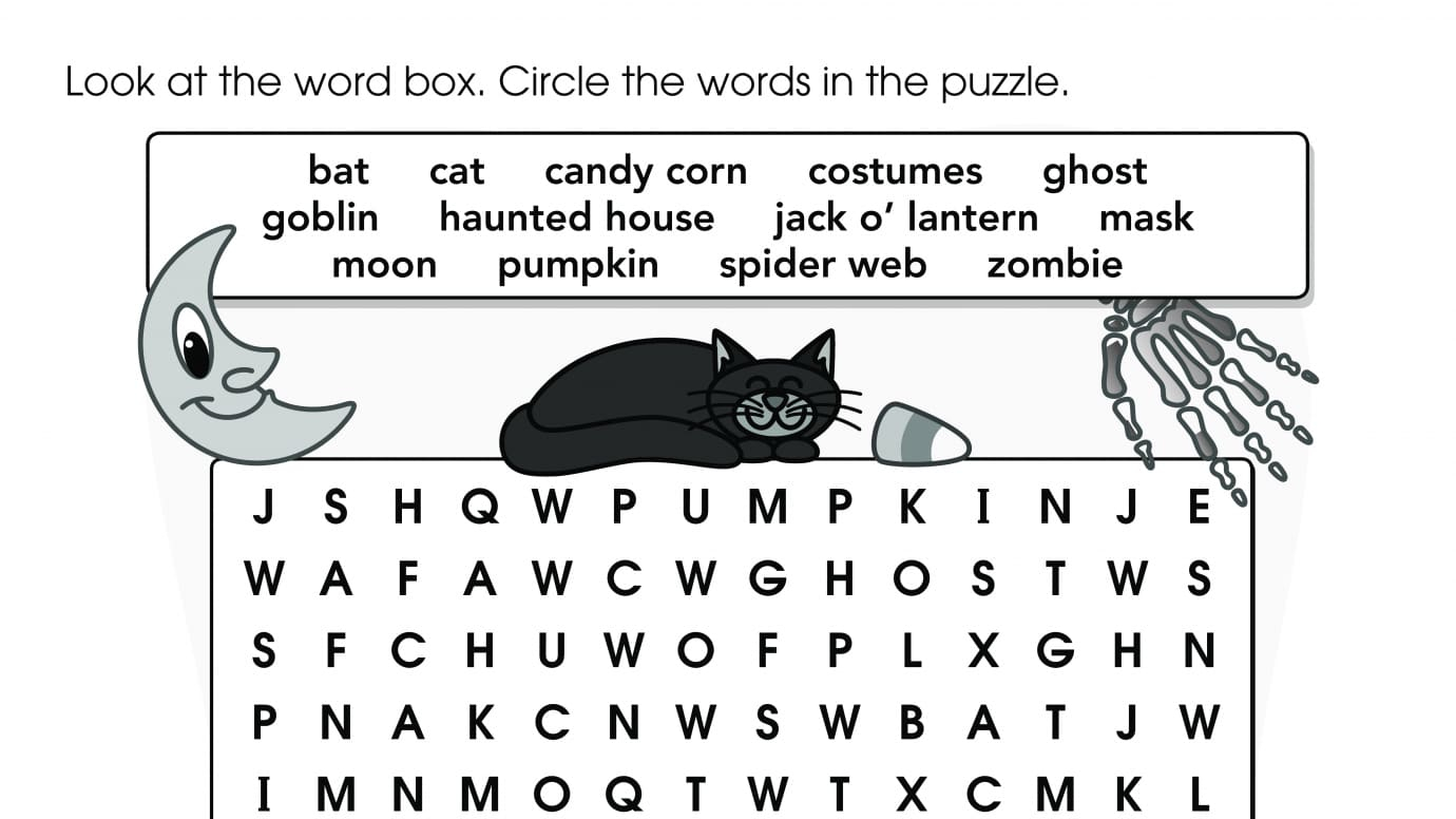 Crossword: Halloween