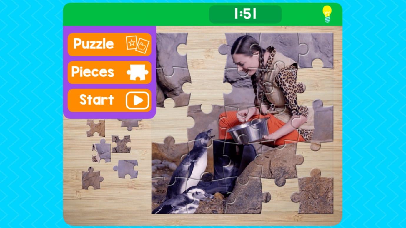 Jigsaw Jumble Charlie & Company