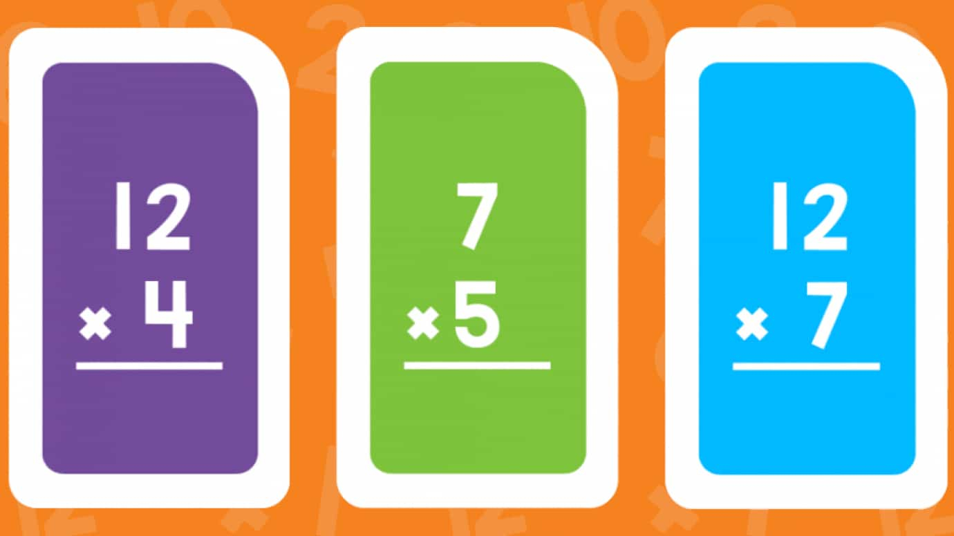 multiplication flash