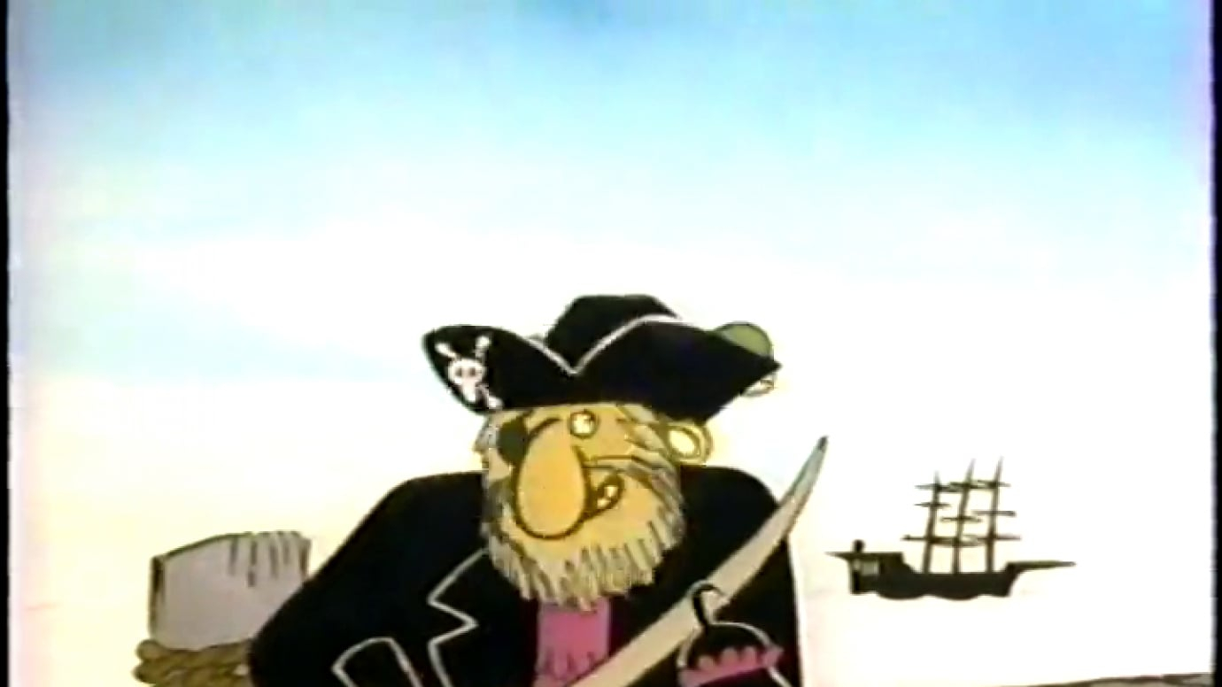 The Poetic Pirate