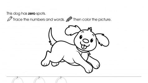 Trace, Write & Color 0