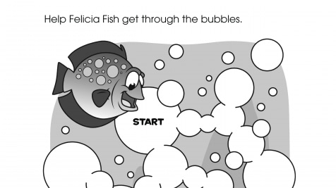Felicia Fish Maze