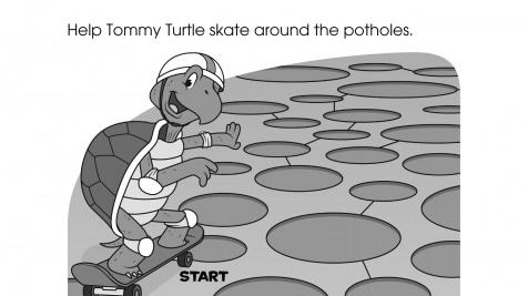 Tommy Turtle Maze