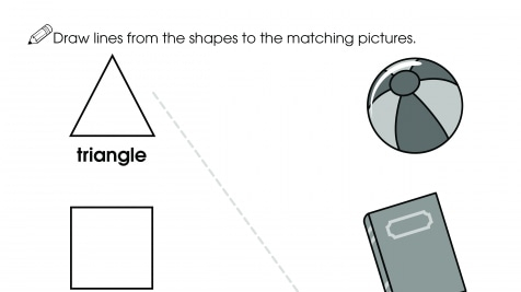 Matching Shapes 2
