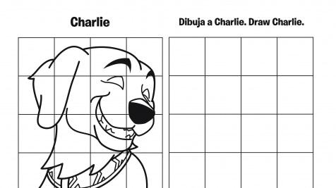 Spanish & English Draw Charlie Grid