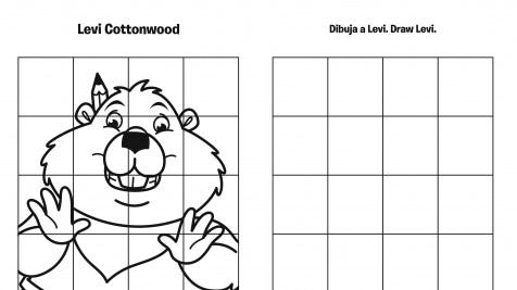 Spanish & English Draw Levi Grid