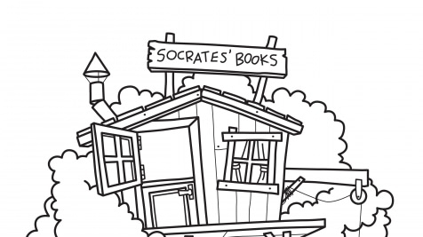 Color Socrates' Treetop Library