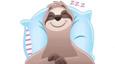 Samba in My Sleep