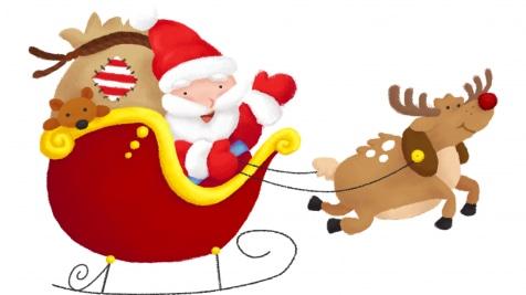 What's on Santa's Sleigh