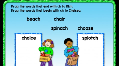 CH Blend Words
