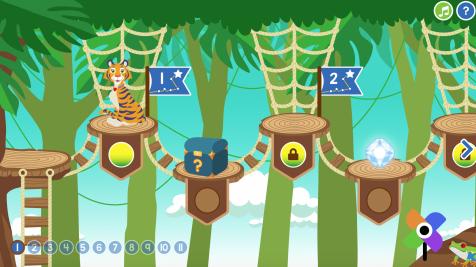 Kindergarten Adventure Path Watch & Learn