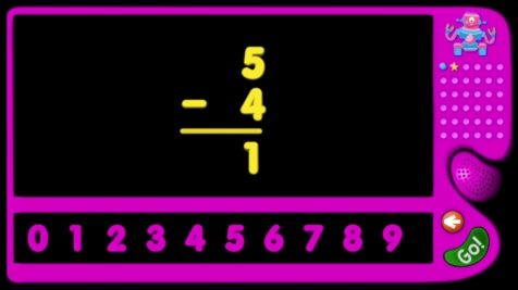 Math Marvels: Subtraction Differences to 7