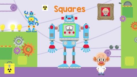 Professor Siegwart's Squares