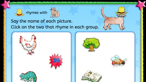 Rhyming Pictures