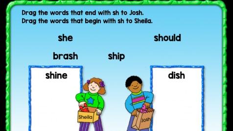 SH Blend Words
