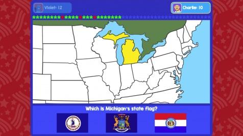 USA Wiz Quiz